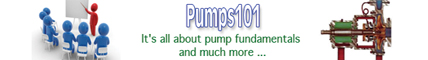 It's all about pump fundamentals and much more ...